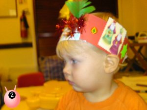 Christmas dressing up for children ideas