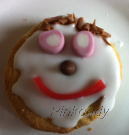 Face Biscuits #Fathers Day