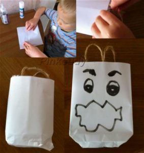 10 Ghost Crafts from the Weekly Kids Co-op