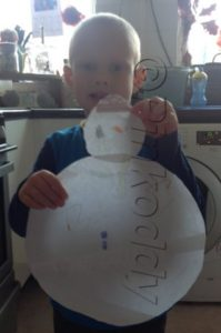 papersnowman