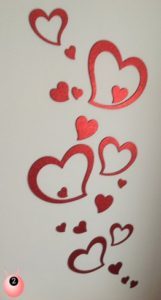 glitter-heart_wall_art