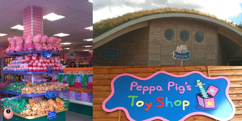 Peppa Pig World Review Paultons Pinkoddy S Blog