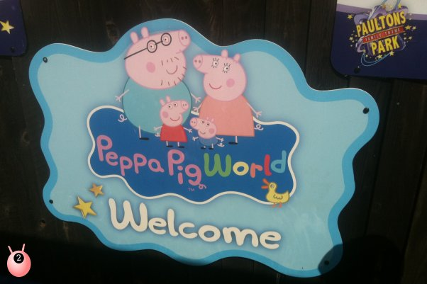 Peppa Pig World – Paultons Theme Park Review