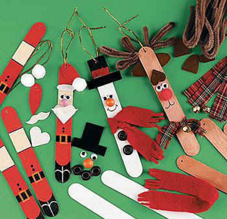 Lollipop Stick Christmas Decorations.Recycled Lollipop Stick For Christmas Craft Pinkoddy S Blog