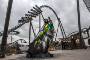 THORPE PARK – For thrill seekers