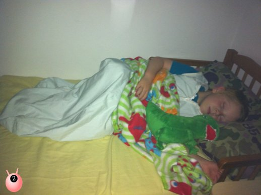 Sleep with Sensory Processing Difficulties and Joey Swag Review