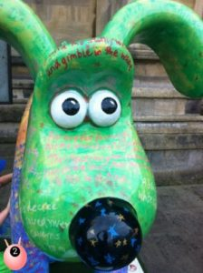 Poetry in Motion - Gromit Unleashed