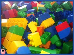 duplo bricks @ Legoland Windsor 2013