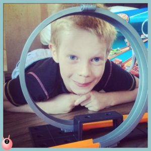 Hot wheels 10-in-1 Super Set Review Christmas present for boy idea @pinkoddy