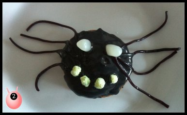Halloween Cakes & Other Spider Creations