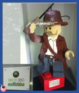 Xbox360 at Legoland Windsor