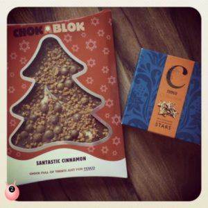 Christmas Chocolate stars and trees review