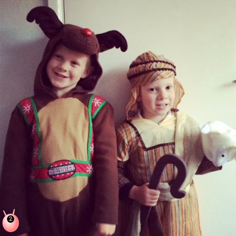 Cheap Christmas Dressing Up Ideas For Children Pinkoddy