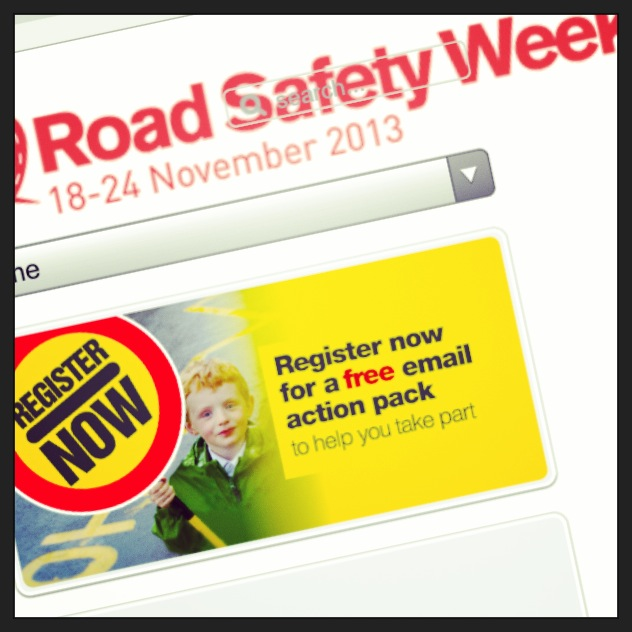 Crossing The Road Safety Road Safety Week November 2013