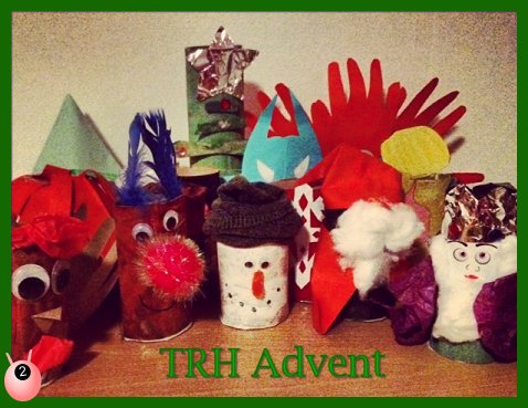 Christmas TRH & Book Advent