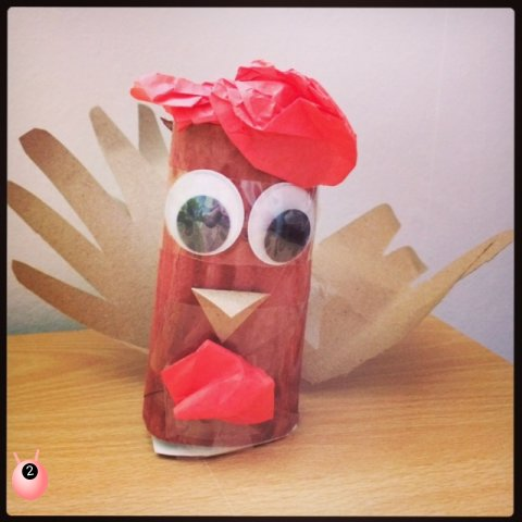 Turkey TRH Craft – We're Going on a Bear Hunt