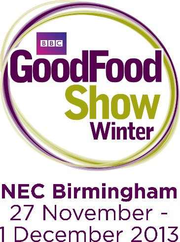 BBC Good Food Show Birmingham Winter 2013