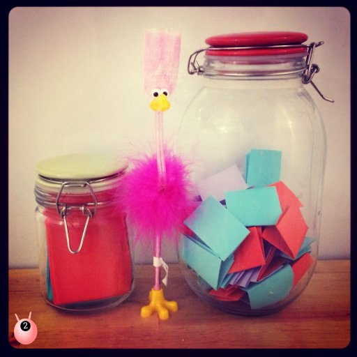 Motivation and Reflection Jars