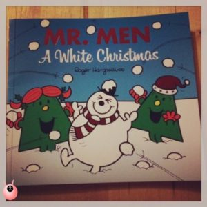 Mr Men A White Christmas