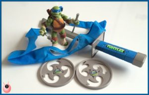 Teenage Mutant Ninja Turtles Toys Review
