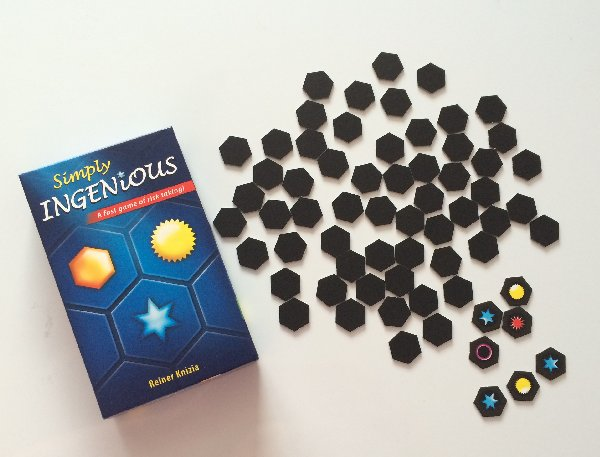 Simply Ingenious #Review & #Giveaway