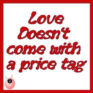 showing love without a high price tag