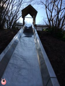 cattle country outdoor slide