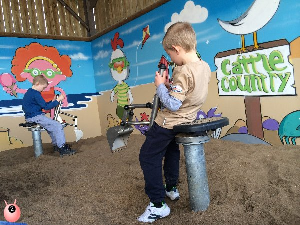 Cattle Country Adventure Park 2014