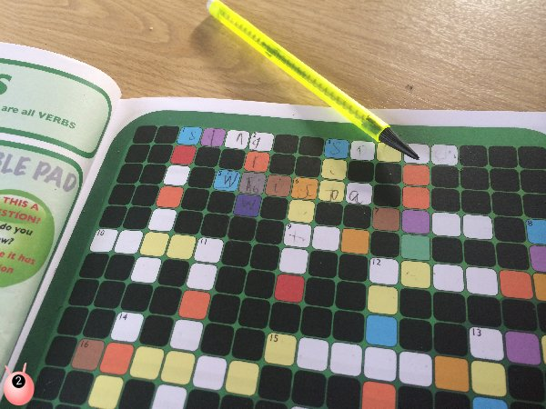 Help for SATs – SKIPs CrossWord and CrossMaths Books #Review