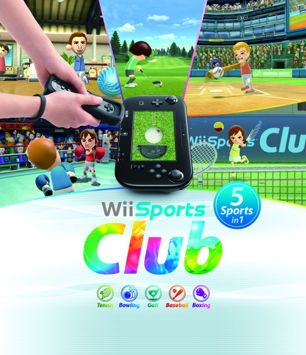 Nintendo Wii Sports Club Review