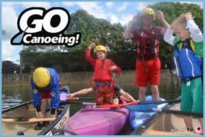 Go Canoeing Family fun on the Water