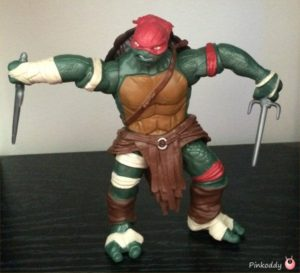 Teenage Mutant Ninja Turtles Deluxe Movie Figures