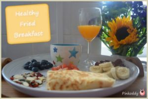 Pancake Pick N Mix - Healthy Breakfast Challenge