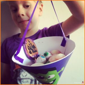 Halloween Candy Cones PartyDelights