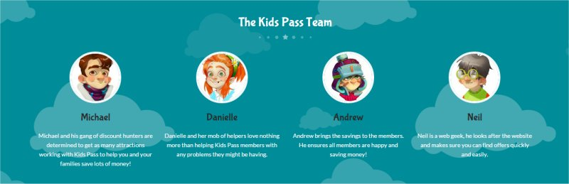Kids Pass – Discount on Family Days Out