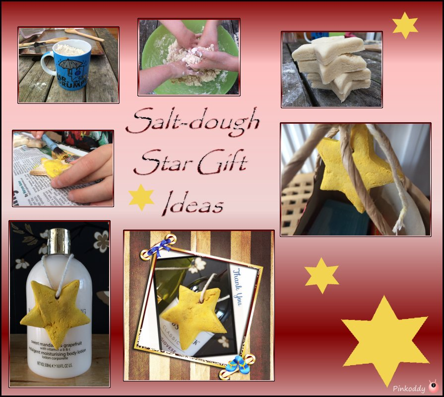 salt dough gift ideas