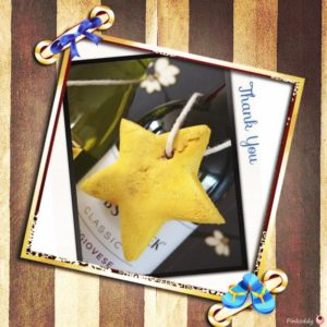 Salt Dough Star Gift Ideas