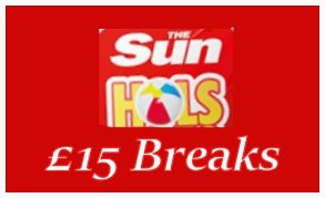Guaranteed UK holidays for 4 £60 – May, June and July #SUNHOLIDAYS