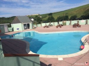 Newquay View Resort outdoor pool