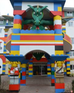 Junior Builders Week at LEGOLAND Windsor Hotel