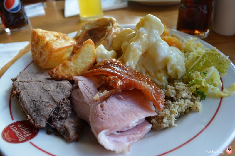 Brewers Fayre Weekday Carvery Elmbury Lodge #Review