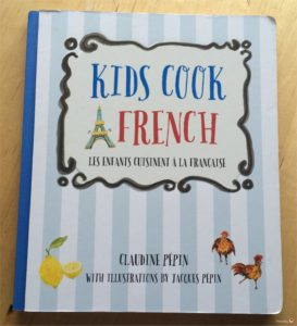 Speaking French with cooking