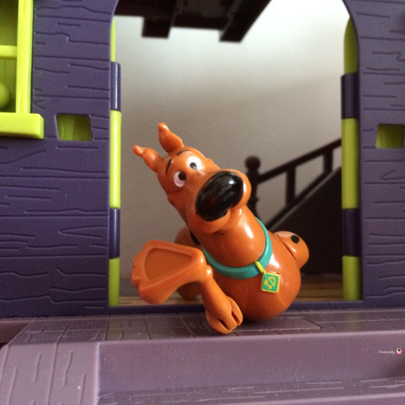 Character Scooby Doo Mystery Mansion Playset Review