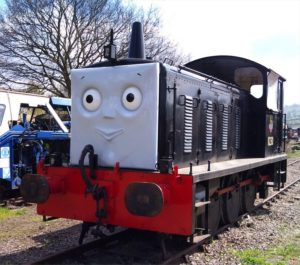 Day Out with Thomas at Dean Forest Railway May Bank Holiday Weekend