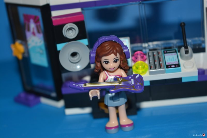 LEGO Friends Pop Star Recording Studio (#41103)