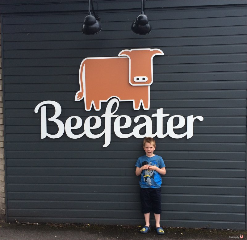 Beefeater Gloucester – The Longford Inn #Review