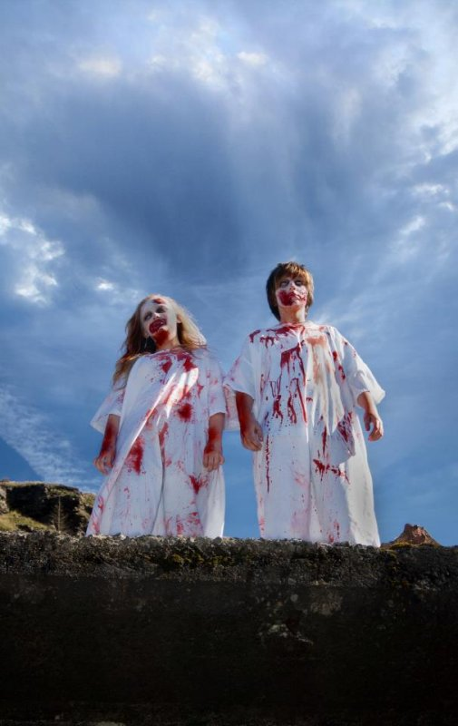 Family Zombie Survival Weekender