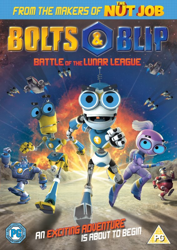 Bolts and Blip: Battle of the Lunar League