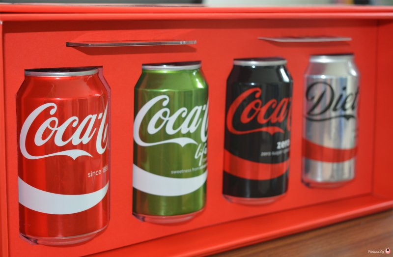 coca cola 4 choices