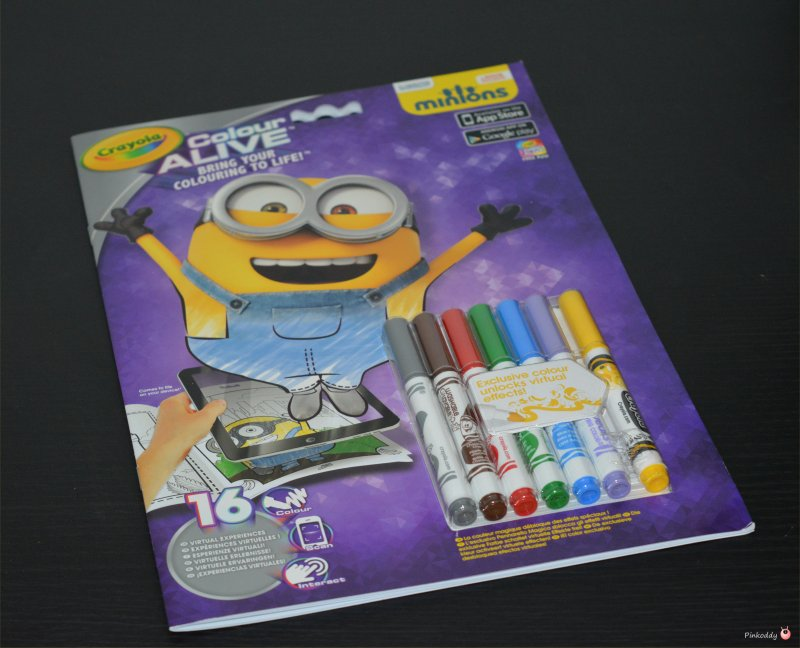 Keeping the Minions Entertained this Summer